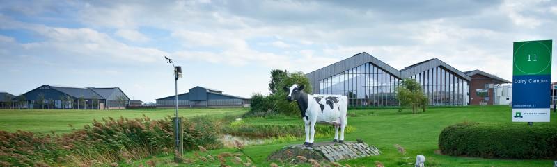Dairy Campus vooraanzicht